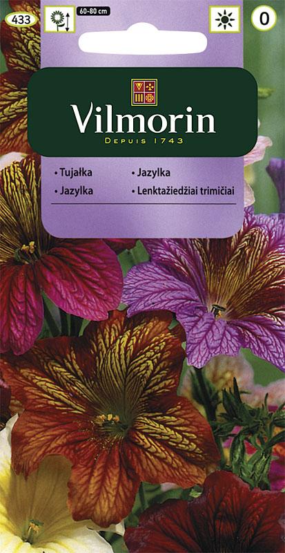 Jazylka chobotnatá - směs (Vilmorin)