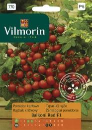 Trpasličí rajče Balkoni Red F1