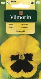 Maceška Firnengold (zlato-žlutá)