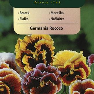 Maceška Germania Rococo - směs (Vilmorin)