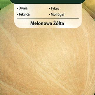 Tykev obrovská Melonowa Zolta (Vilmorin)