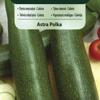 Cuketa (tykev obecná) Astra Polka (Vilmorin)