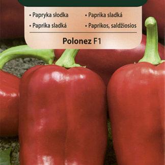 Paprika sladká Polonez F1 (Vilmorin)