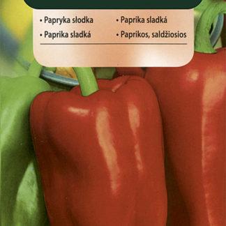 Paprika sladká Trapez (Vilmorin)