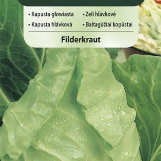Zelí hlávkové Filderkraut (Vilmorin)