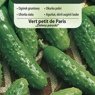 Okurka polní Vert petit de Paris (Vilmorin)