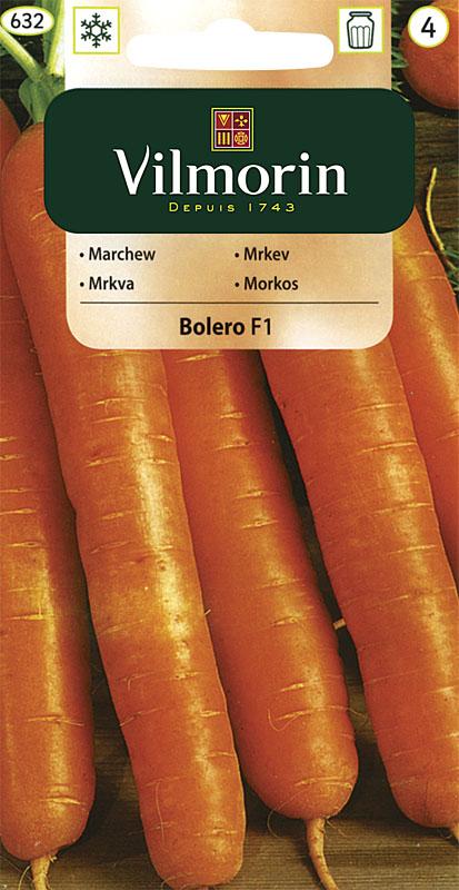 Mrkev Bolero F1 (Vilmorin)