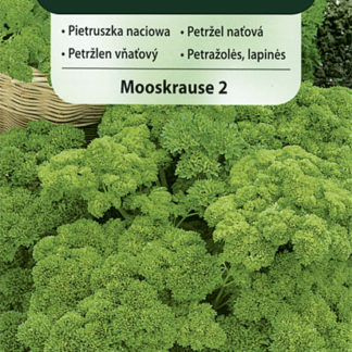 Petržel naťová Mooskrause 2 (Vilmorin)