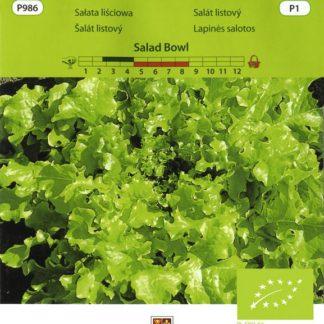 Salát listový Salad Bowl BIO (Vilmorin)