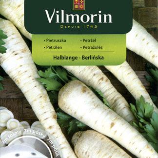 Petržel kořenová Halblange - Berlinska na výsevném pásku (Vilmorin)