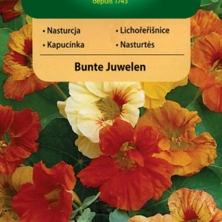 Lichořeřišnice nízká plnokvětá Bunte Juwelen - směs (Vilmorin)
