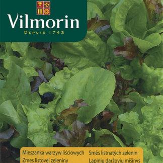 Směs listnatých zelenin Mesclun (Vilmorin)