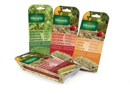 Semena na klíčky z domácí zahrádky (Vilmorin)