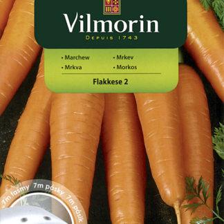 Mrkev Flakkese 2 na výsevném pásku (Vilmorin)