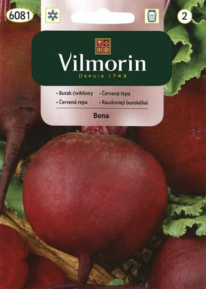 Červená řepa Bona (Vilmorin)