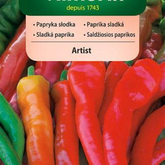 Paprika sladká Artist (Vilmorin)