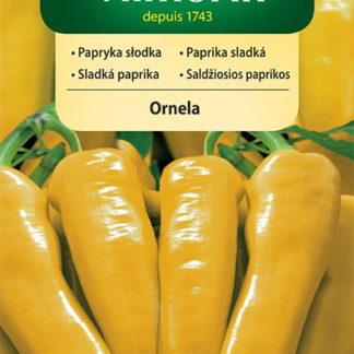 Paprika sladká Ornela - kapie (Vilmorin)