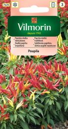 Paprika sladká Poupila (truhlíková)