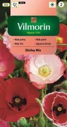 Mák polní Shirley Mix (směs)
