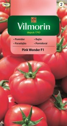 Malinové skleníkové rajče Pink Wonder F1