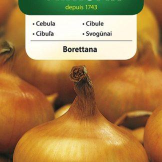 Cibule Borettana (Vilmorin)