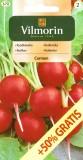 Ředkvička Carmen (červená), o 50 % větší balení