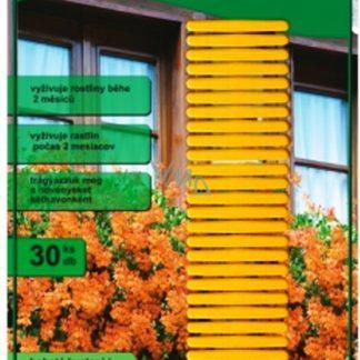 Tyčinkové hnojivo pro balkónové rostliny BiOPON (30 ks)