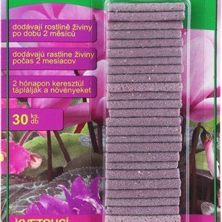 Tyčinkové hnojivo pro kvetoucí rostliny BiOPON (30 ks)
