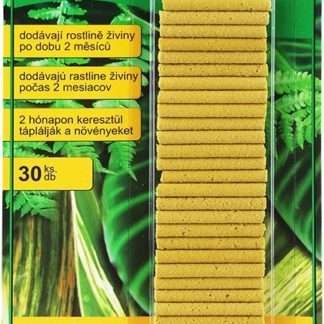 Tyčinkové hnojivo pro zelené rostliny BiOPON (30 ks)