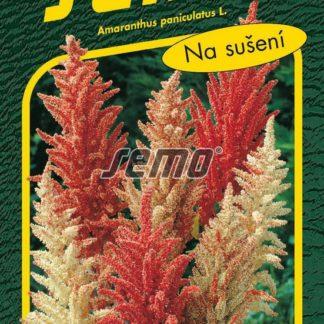 Laskavec Autumn Palette - směs (Semo)