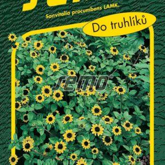 Vitálka položená - žlutá (Semo)