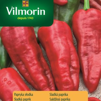 Sladká paprika Sakura - červená (Vilmorin)
