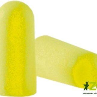 Zátkové chrániče sluchu 3M EAR SOFT - 1 pár (CANIS SAFETY)