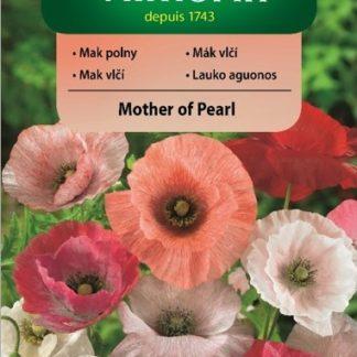 Mák vlčí Mother of Pearl - směs (Vilmorin)