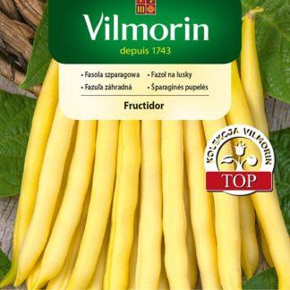 Fazol na lusky Fructidor - trpasličí, žlutý (Vilmorin)