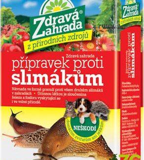 Přípravek proti slimákům (Zdravá zahrada)