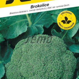 Brokolice Steel F1 - celoroční, typ Fellow F1 (Semo)
