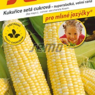 Kukuřice setá cukrová Ramondia F1 - supersladká, dvoubarevná (Semo)