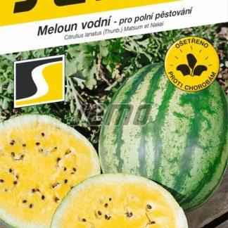 Meloun vodní Primagold F1 - žlutý (Semo)