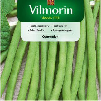 Fazol na lusky Contender - zelený (Vilmorin)