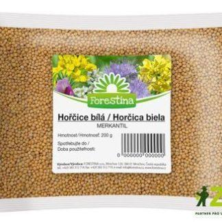 Hořčice bílá - Merkantil, 200 g (Forestina)