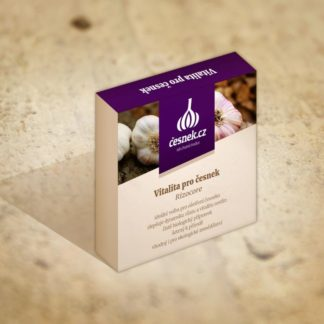 Rizocore - vitalita pro česnek, 2 g (Kozák)