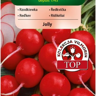 Ředkvička Jolly - červená (Vilmorin)
