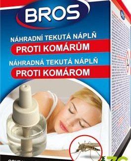 Náhradní tekutá náplň proti komárům 40 ml - 60 nocí (BROS)