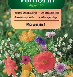 Směs medonosných rostlin - mix 1 (Vilmorin)