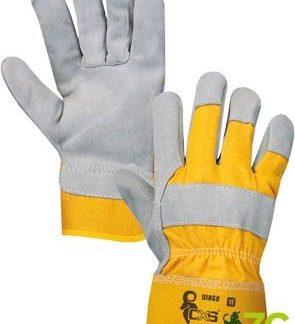 Pracovní rukavice Dingo - kombinované, velikost 11 (CANIS SAFETY)