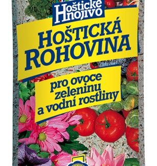 Hoštická rohovina (organické hnojivo, 1 kg, Forestina)
