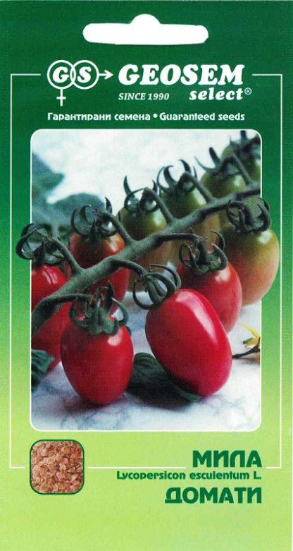 Rajče tyčkové Mila - sladké, cherry (GEOSEMselect)