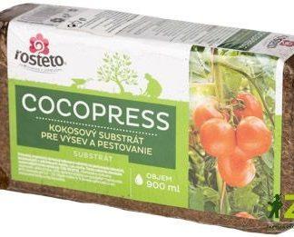 Cocopress - kokosové vlákno, 650 g (rosteto)