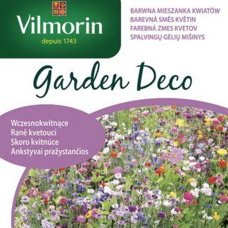 Barevná směs květin - raně kvetoucí (Vilmorin)